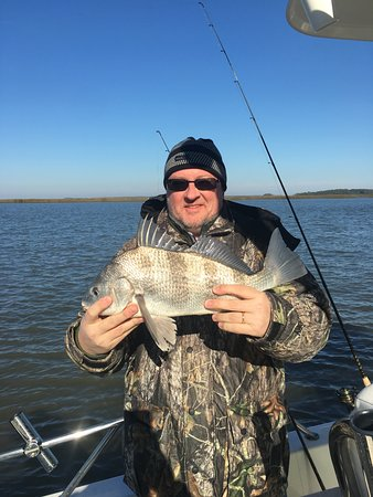Hilton head fishing charters tailhunter for Fishing charters hilton head