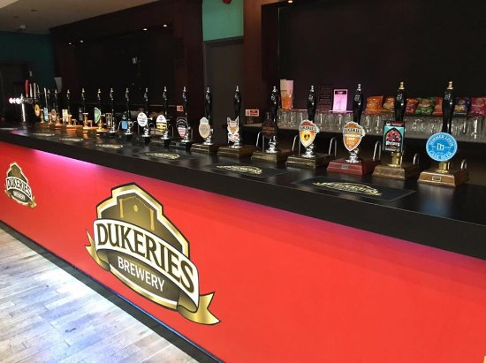 Dukeries Brewery Tap