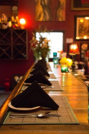 Porterdale, GA: Bar Dining