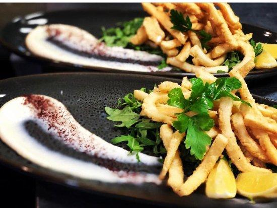 Sunshine Beach, Australia: Fried Calamari