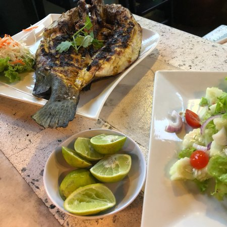 Authentic Seafood Restaurant