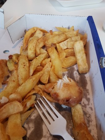 Big fish trading co blackpool restaurant reviews for Big fish seafood bistro