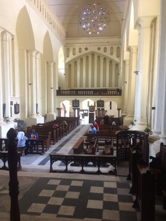 Zanzibar Archipelago, Tanzania: chiesa