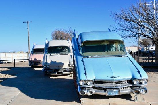 3 Cadillacs - Picture of Second Adt Cowboy, Amarillo - TripAdvisor