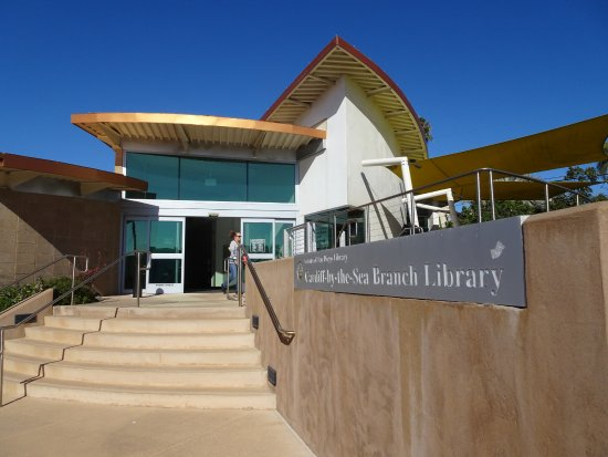 Cardiff-by-the-sea branch library