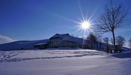 """Eriswil, Ελβετία: Ahorn-Alp """"Winterwonderland"""""""
