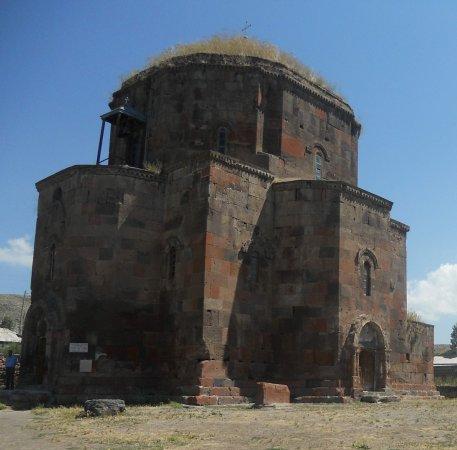 Mastara, Armenien: Церковь Св. Оганеса 5 век, Мастара