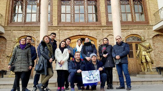 Tabriz Constitution History Tour