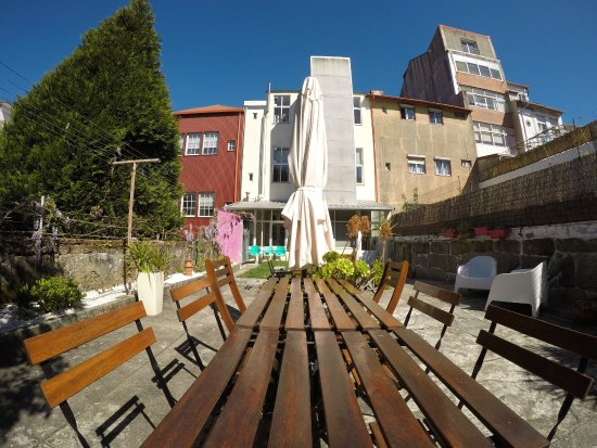 Eden House Porto: Terrace