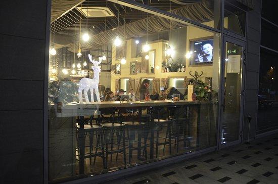 Dinner at Le petit Nicolas - Picture of Le petit Nicolas, Plovdiv ...