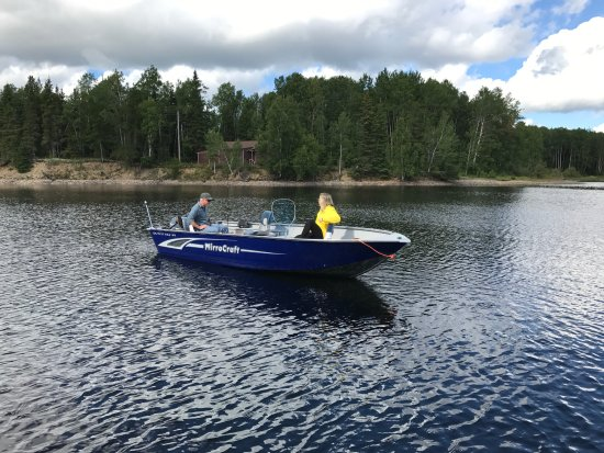 Air dale fishing and hunting updated prices reviews for Canadian fishing trips cheap