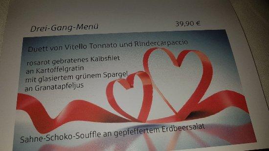 Limburgerhof, Allemagne : Valentinstag