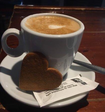 Benarraba, İspanya: Café!!