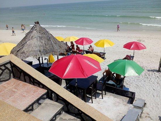 Beach Cafe Restaurant Bild