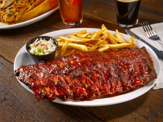Port Saint Lucie, FL: Full Rack of mouthwatering fall-off-the-bone ribs!