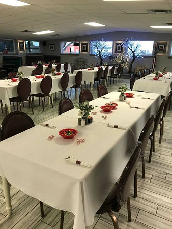 Garden City, KS: 2017 Christmas Reservation. Reservations and Caters available for any occasion, any time!