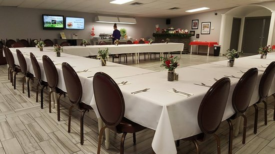 Garden City, KS: 2017 Business Christmas Party. Reservations and Caters available for any occasion, any time!