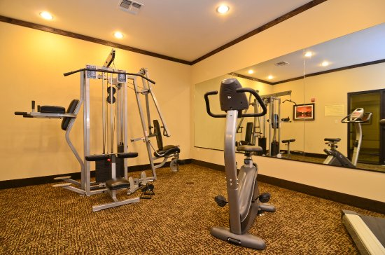 Emory, TX: Fitness Center