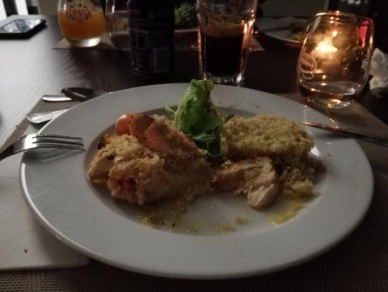 R3 Restaurante: Meat Dish