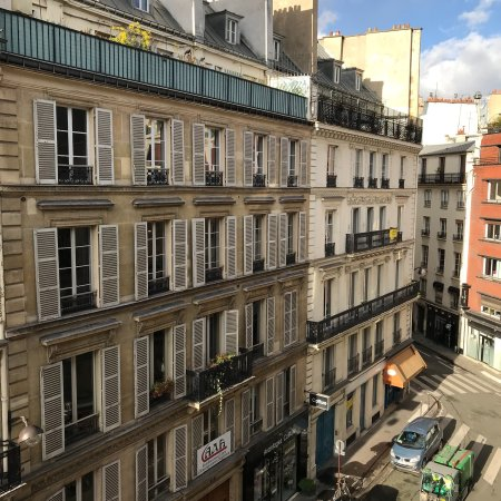 Hotel l 39 horset opera bw premier collection paris france for Les prix des hotels a paris