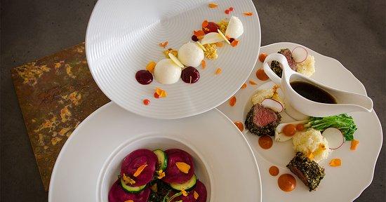 Paynes Bay, Barbados: Modern Dining at Tapestry Restaurant