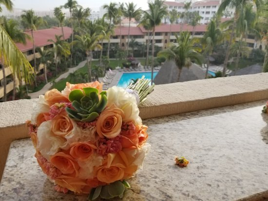 Marina Sol Resort: View from balcony of 509 A