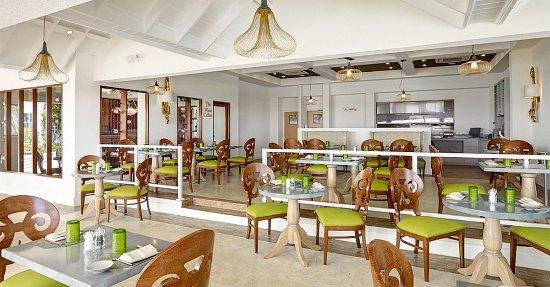 Paynes Bay, Barbados: Tapestry Restaurant