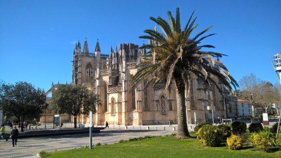 Lisbon, Portugal: Monastery of Batalha