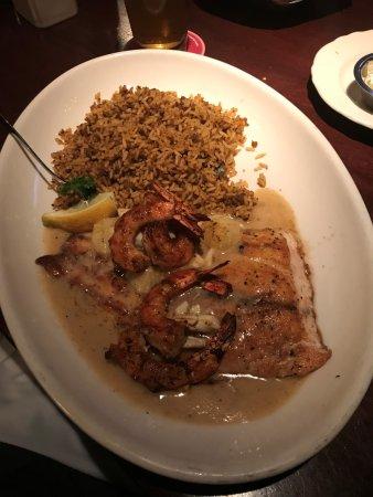 Westmont, IL: Texas Redfish - Yum!