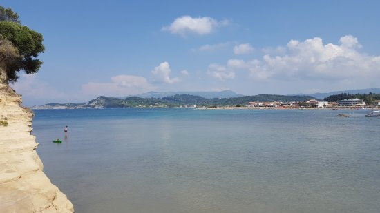 Παραλία Σιδάρι: Sidari Beach