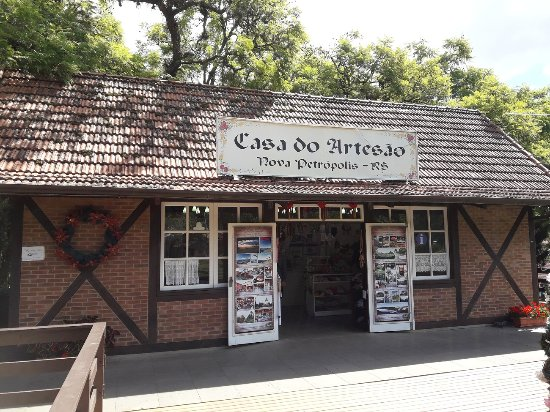 Casa do Artesao