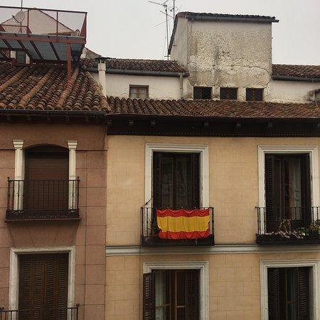 Hostal America, hoteles en Madrid