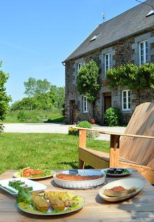 Le Mesnil-Gilbert, France: jardin