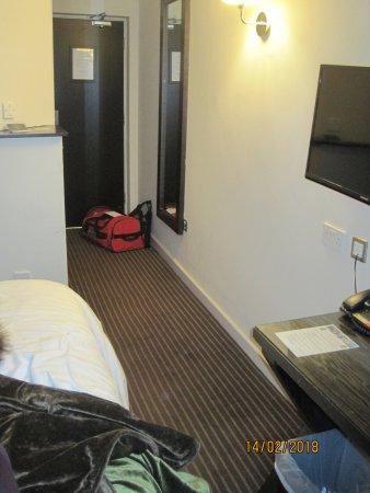 Chesham, UK: small room