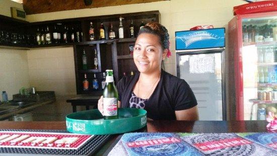 Salelologa, Samoa: Bar