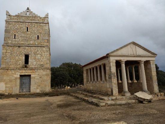 Almodovar del Pinar, Spain: Ermita de la Virgen del Desagravio