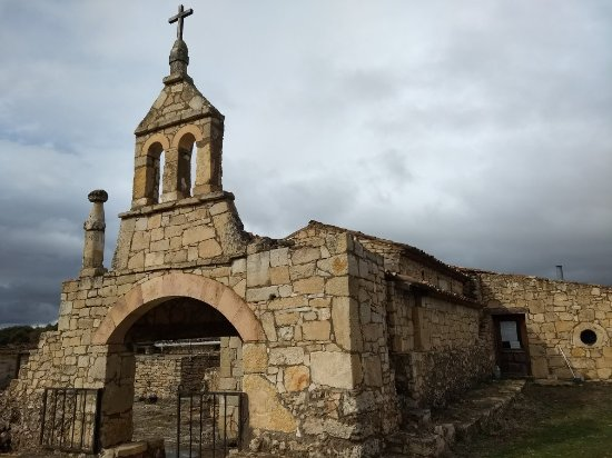 Almodovar del Pinar, Espanha: Ermita de la Virgen del Desagravio