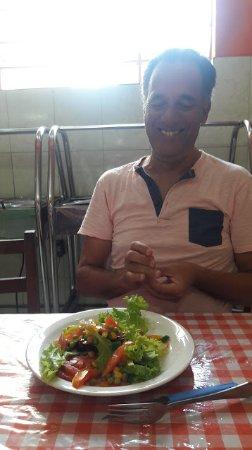 Andrelandia, MG: almoço com amigos