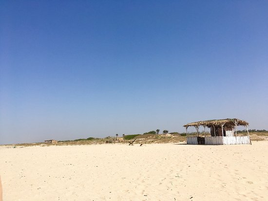 Gunjur, غامبيا: Footsteps Eco Lodge