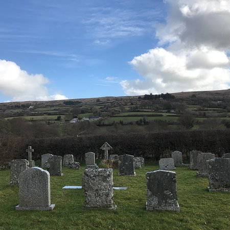 Widecombe in the Moor, UK: photo0.jpg