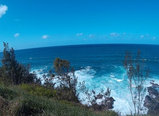 Paia, HI: south of the beach a little ways