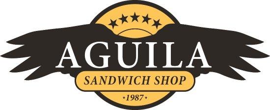 Aguila Sandwich Shop : Logo