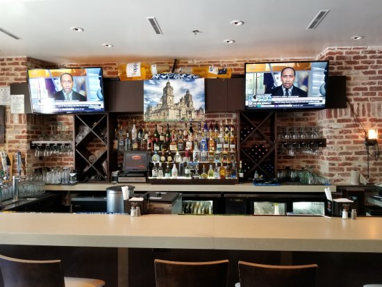 Pueblo Maya Mexican Restaurant Our Bar