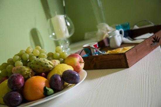 Luzzara, Italia: Colazione del mattino
