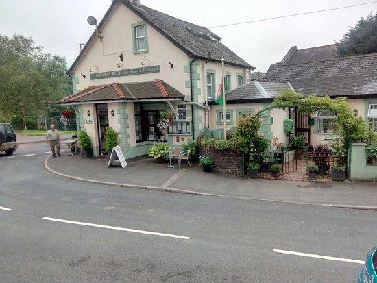 Llanwrtyd Wells, UK: The Drovers