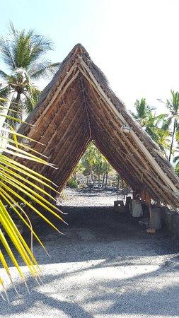 Honaunau, هاواي: Pu'uhonua O Honaunau National Historical Park