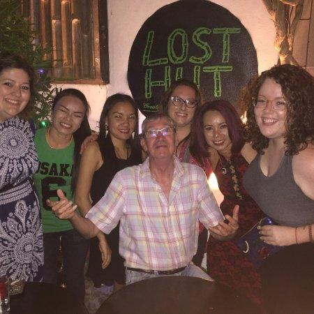 Lost Hut