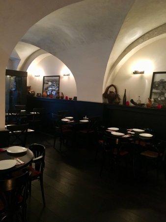 DECO DE SALLE - Picture of Georgian Restaurant Tbilisi, Prague ...