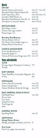Devonport, Новая Зеландия: Beer & Non-alcoholic