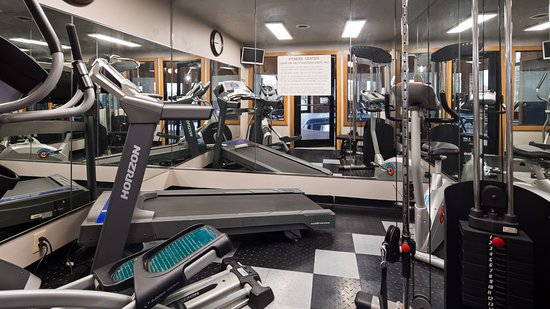 Hebron, OH: Stay fit in our fitness Room